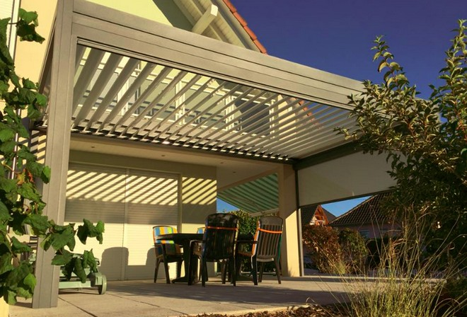 Pergola bioclimatique Art Home