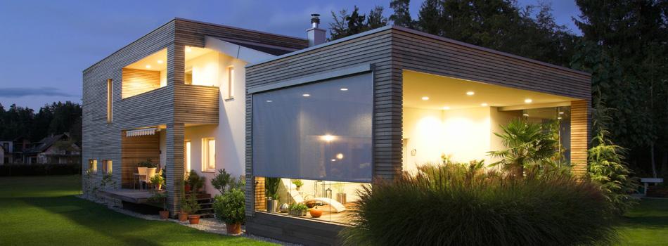 Store zip de terrasse