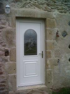 porte d'entrée Eco'Logis