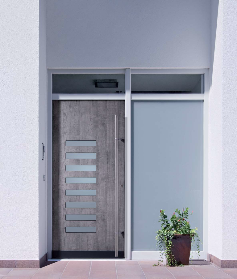 Portes D 39 Entr E Ecologis Experts