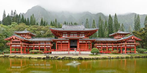 Construire en ossature bois ecologis experts for Architecture traditionnelle japonaise