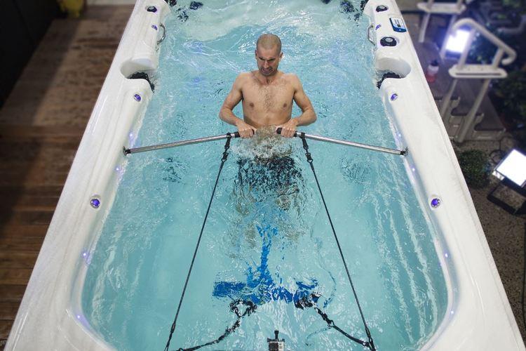 spas de nage et sport