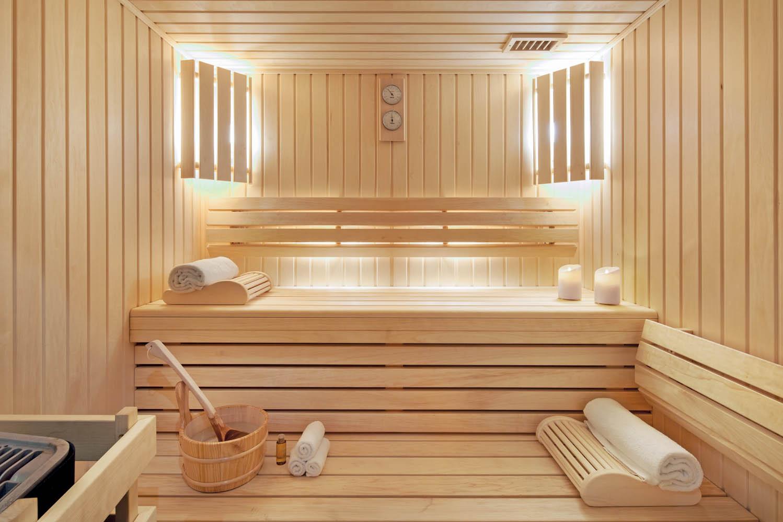 sauna traditionnelle