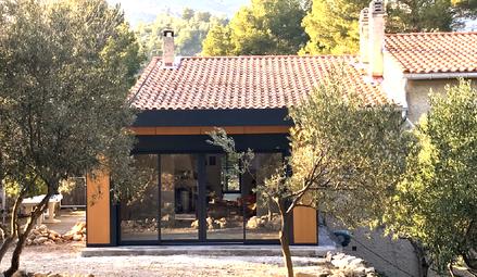 extension cottage