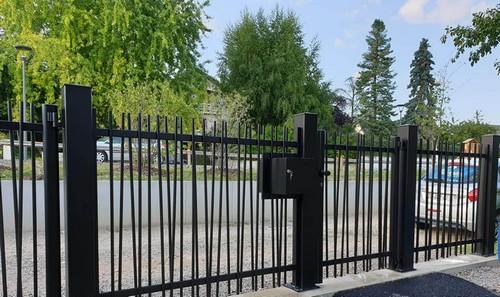 clôture Eco'logis